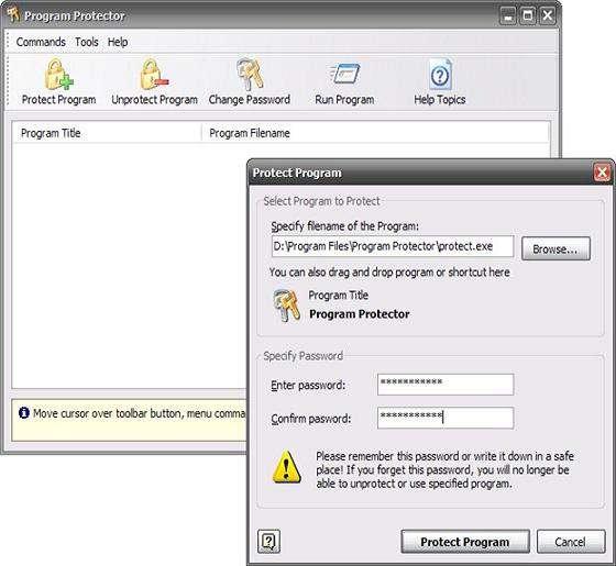 Blumentals Program Protector 3.2 WinAll Retail
