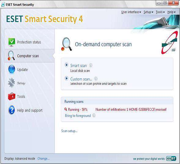 Eset Smart Security 4 Final