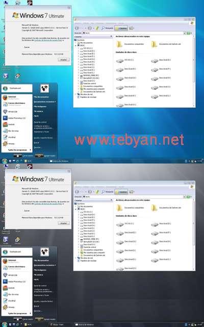 Niwradsoft Seven Remix XP 1.0