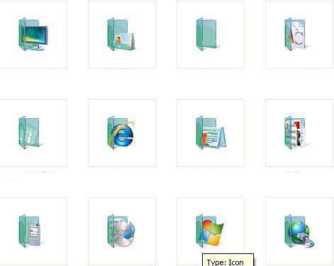 Icon Windows 7
