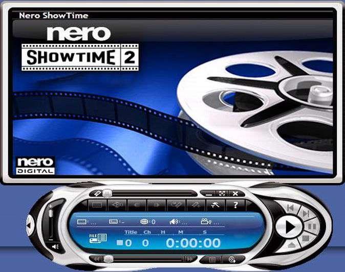 Nero Show Time