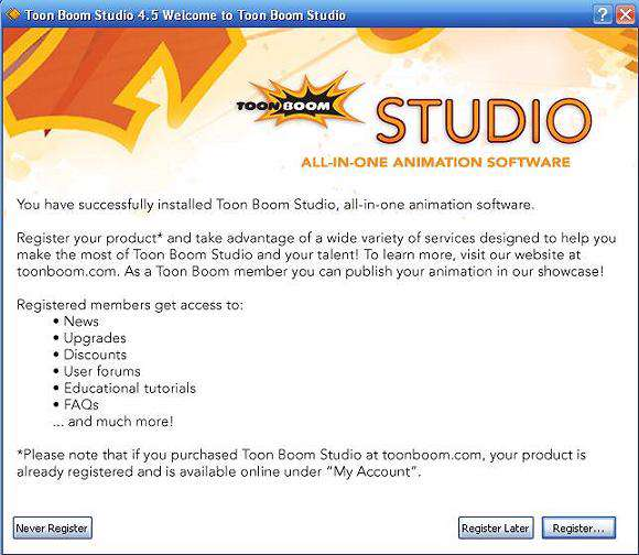 Toon Boom Studio v4.5