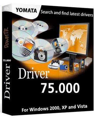 هفتاد و پنج هزار درایور برای ویندوز (1)