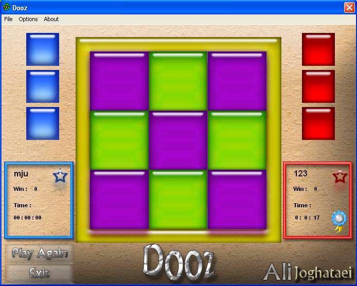 بازی Dooz