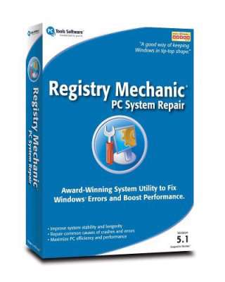 Registry Mechanic 8.0.0.904 Portable
