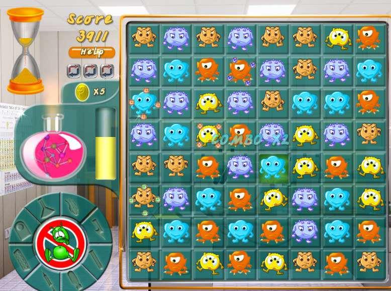 بازی Pill Puzzle