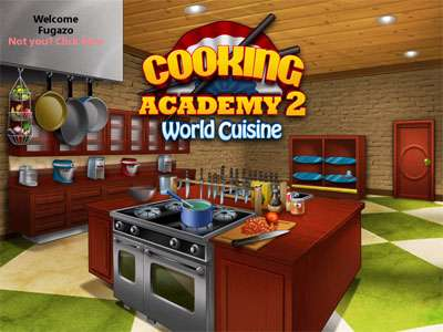 بازی Cooking Academy 2