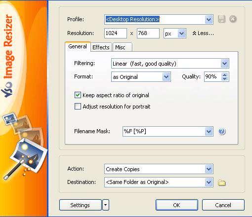 VSO Image Resizer v2.2.0.1