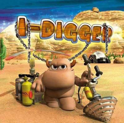 بازی I-Digger
