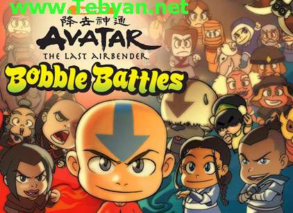 بازی Bobble Battles