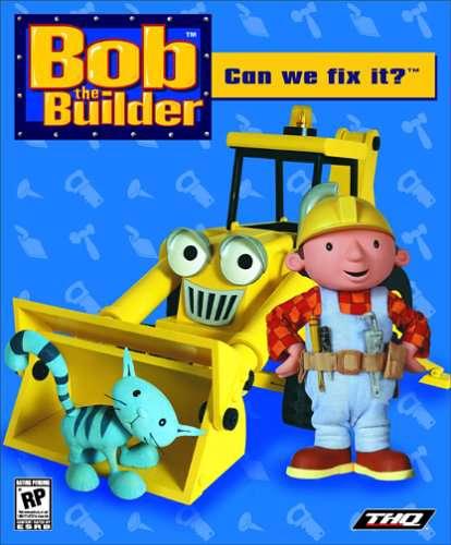 بازی Bob The Builder