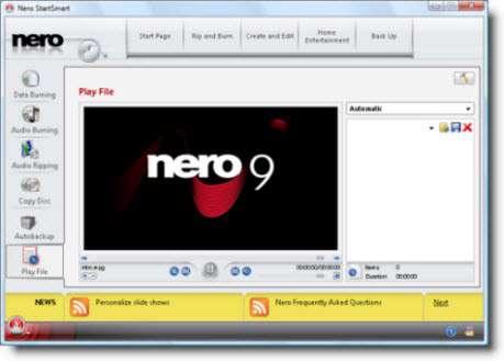 Nero 9.4 Free