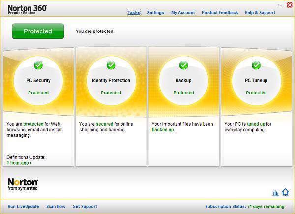 Norton 360 v3.0.0.135 Premier Edition