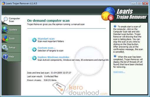 Loaris Trojan Remover 1.1.8.1