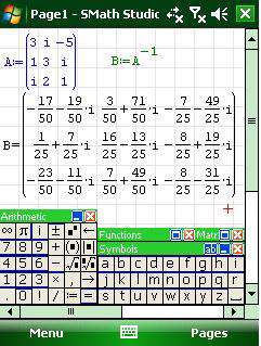 SMath Studio v0.82