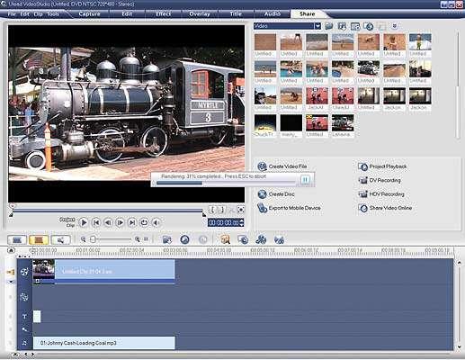 Ulead Video Studio 11 Potable Part2