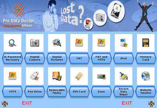 AIO Data Doctor Recovery