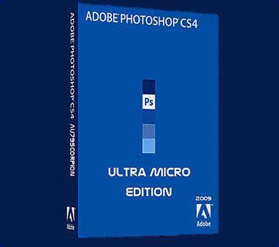 Photoshop Cs4 Micro