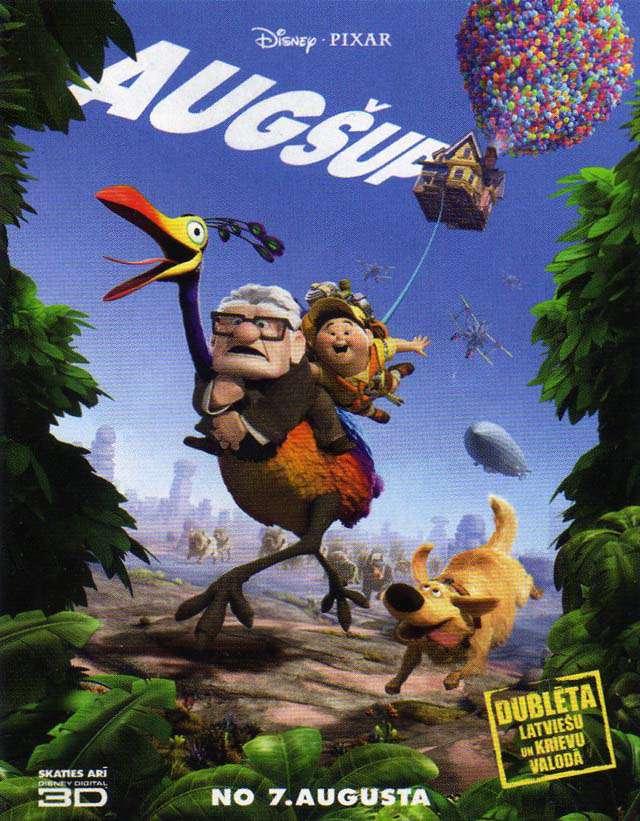 بازی Disney Pixar Up