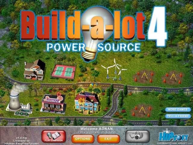 بازی Build a lot 4