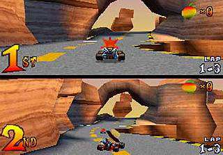 بازی Crash Team Racing
