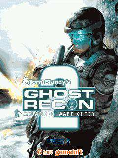 بازی Ghost Recon Advanced Warfighter 2