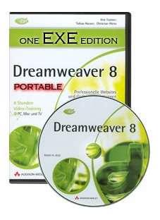 Dreamweaver 8.0.2 Portable