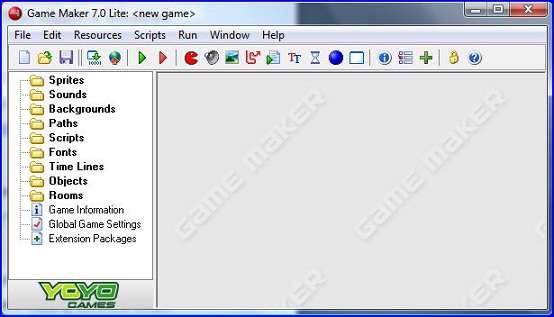 Game Maker Pro v7.0