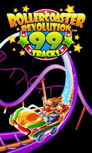 بازی Rollercoaster Revolution 99 Tracks