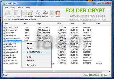Folder Crypt 3.2.1024