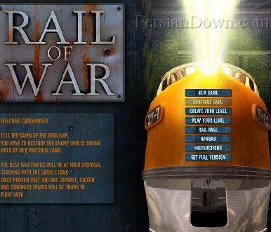 Rail Of War v1.0