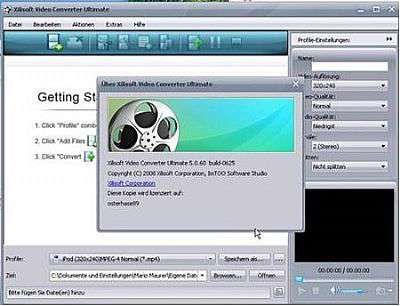 Xilisoft Converter 5 Portable