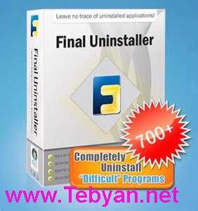 Final Uninstaller 2.5.5 Portable