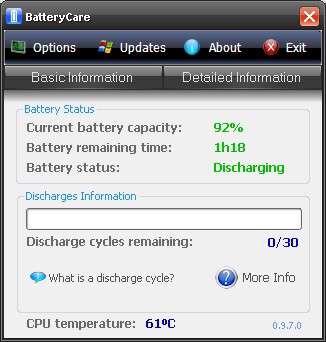 BatteryCare 0.9.7.7