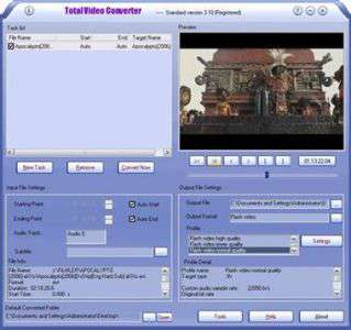Total Video Converter v3.50 Portable