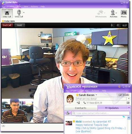 Yahoo Messenger 10 Portable