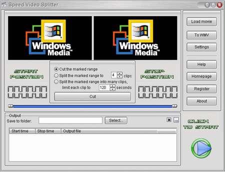 Speed Video Spliter 4.3.16