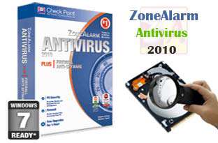 ZoneAlarm Antivirus 9