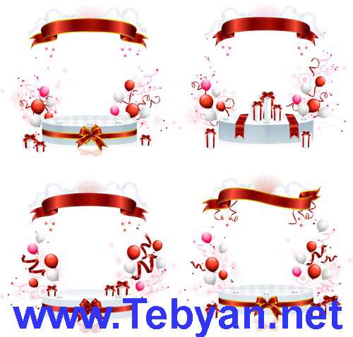 Vector Ribbons 1