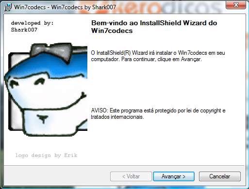 Win7 Codecs