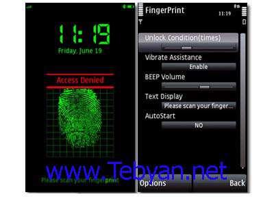 ThinkChange FingerPrint v1.20