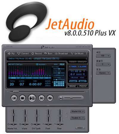 Jetaudio 8 Plus Vx Portable