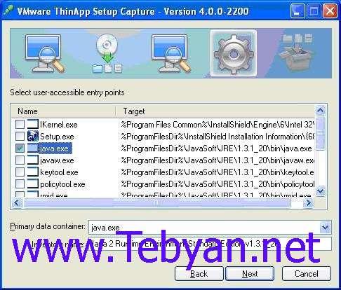 Vmware Thinapp v4