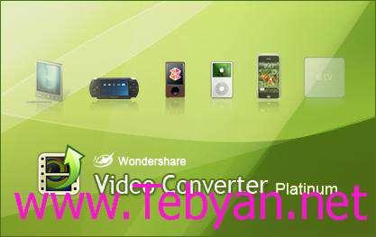 Wondershare Video Converter Platinum 4.4.0