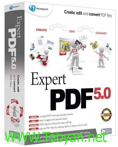 eXPert PDF Professional Edition v5.1.200.0