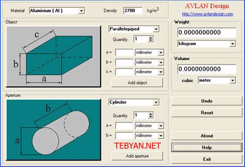 AD Geometrical calculator 3.1
