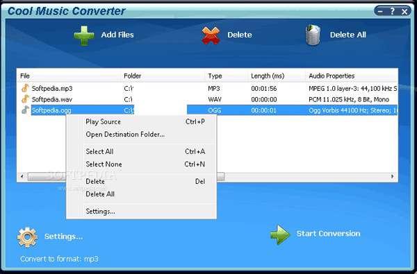 Cool Music Converter v7.4.3.127