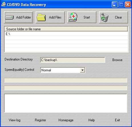 CD_DVD Data Recovery v1.1