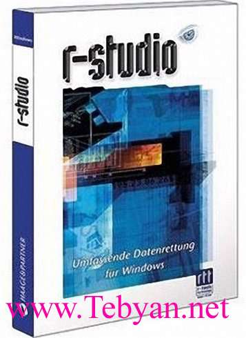 R-Studio 5.2 Build 130701 Portable