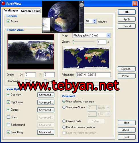 Earth View 3.11.4.0 Portable